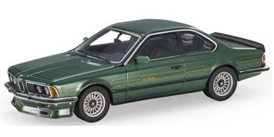 TOPMARQUES 1/43scale BMW Alpina B7 Green  [No.TOP43007B]
