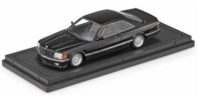 TOPMARQUES 1/43scale Mercedes 560 SEC Lorinser 1987 Black  [No.TOP43008B]