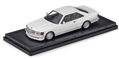 TOPMARQUES 1/43scale Mercedes 560 SEC Lorinser 1987 White  [No.TOP43008C]