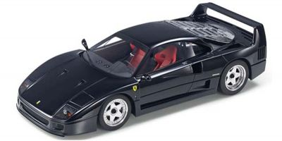 TOPMARQUES 1/43scale F40 Black  [No.TOP43011C]