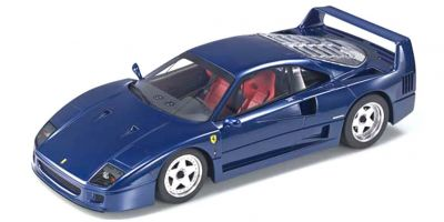 TOPMARQUES 1/43scale F40 Blue  [No.TOP43011E]