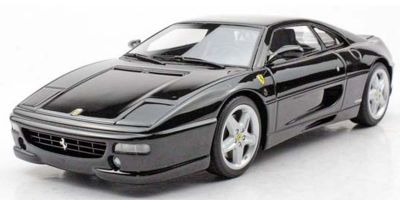 TOPMARQUES 1/43scale F355 Berlinetta Black  [No.TOP43012C]