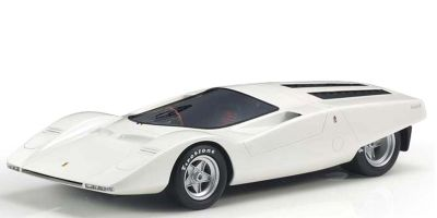 TOPMARQUES 1/43scale 512S Berlinetta Concept White  [No.TOP43014B]
