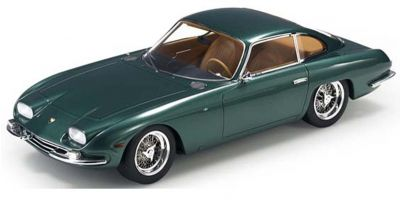 TOPMARQUES 1/43scale LAMBORGHINI 350GT Green  [No.TOP43017E]