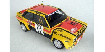 TOPMARQUES 1/18scale Fiat 131 No.12 1980 Rally Montecarlo No.12 Michele Mouton  [No.TOP043B]
