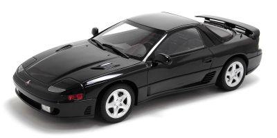 TOPMARQUES 1/18scale Mitsubishi 3000 GTO 1992 Black  [No.TOPLS019B]