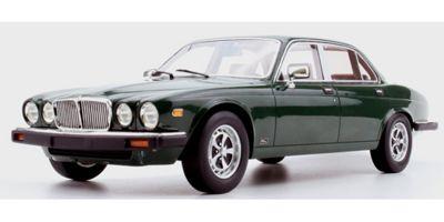 TOPMARQUES 1/18scale Jaguar XJ6 1982 (Green)  [No.TOPLS025A]