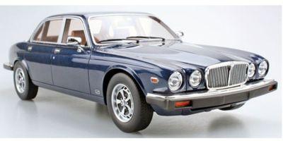 TOPMARQUES 1/18scale Jaguar XJ6 1982 ((Blue)  [No.TOPLS025B]