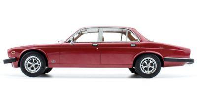 TOPMARQUES 1/18scale Jaguar XJ6 1982 (Red)  [No.TOPLS025C]