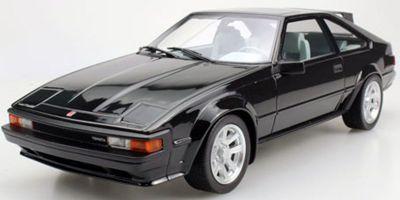 TOPMARQUES 1/18scale Toyota Celica Supra MK2 Black  [No.TOPLS032A]