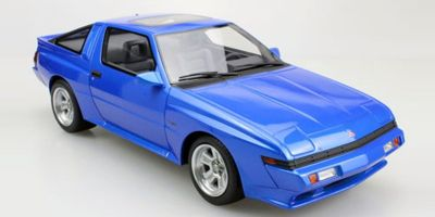 TOPMARQUES 1/18scale Mitsubishi Stallion (Blue)  [No.TOPLS033B]
