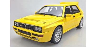 TOPMARQUES 1/18scale Lancia Delta Integrale  Evolution 1994 (Giala Yellow)  [No.TOPLS034A]