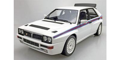 TOPMARQUES 1/18scale Lancia Delta Integrale  Evolution 1994 (White)  [No.TOPLS034B]