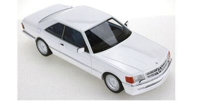 TOPMARQUES 1/18scale Mercedes 560 SEC Lorinser 1987 (White)  [No.TOPLS047B]