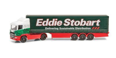 CORGI 1/64scale Eddie Stobart Curtainside Truck  [No.CGTY86646]
