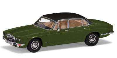 CORGI 1/43scale Jaguar XJ12 Series 2 LWB (Juniper Green)  [No.CGVA13902]
