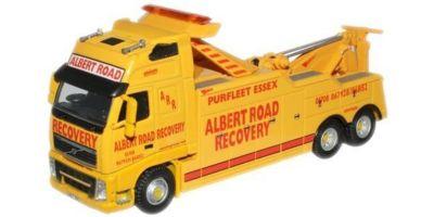 OXFORD 1/76scale Volvo FH Albert Road Recovery  [No.OXVOL01REC]