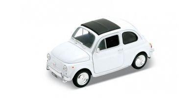 WELLY 1/24scale Fiat NUOVA 500 1957 White [No.WE22515W]
