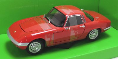 WELLY 1/24scale LOTUS ELAN 1965 RED [No.WE24035R]