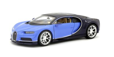 WELLY 1/24scale Bugatti Shillon (Blue)  [No.WE24077BL]