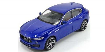 WELLY 1/24scale Maserati Levante (MT Blue)  [No.WE24078BL]