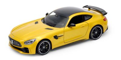 WELLY 1/24scale Mercedes AMG GTR Yellow  [No.WE24081Y]