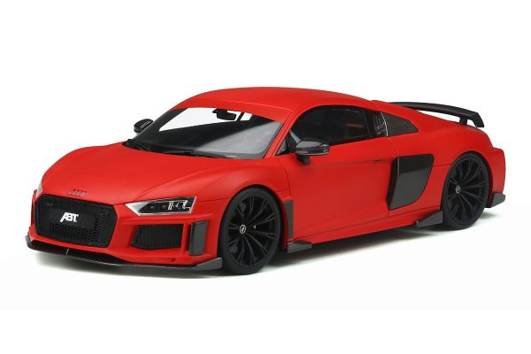 GT SPIRIT 1/18scale Abt R8 (Matte Red)  [No.GTS282]
