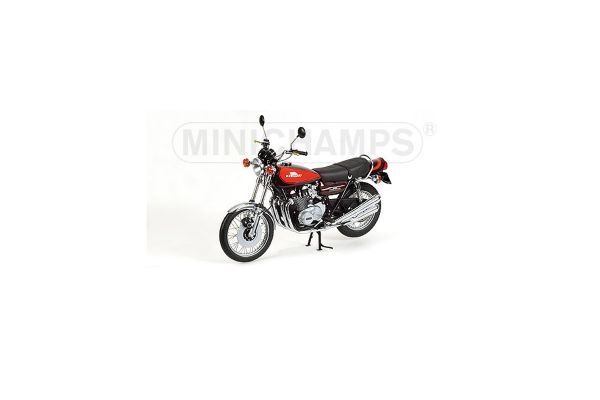MINICHAMPS 1/6scale KAWASAKI 900 Z1 SUPER 4 – 1973 – BROWN/ORANGE [No.062164100]
