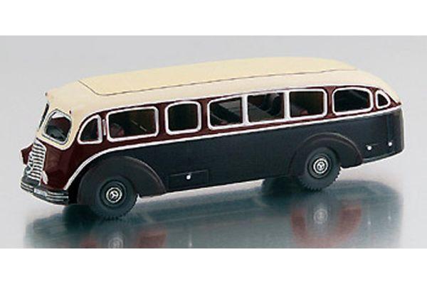 Premium ClassiXXs 1/87scale MERCEDES-BENZ LO3500 BUS RED/IVORY [No.PCS07326]