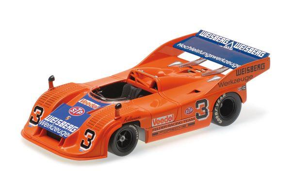 MINICHAMPS 1/18scale PORSCHE 917/20 – FELDER-RACING TEAM – HELMUT KELLENERS – INTERSERIE 1973  [No.100736103]