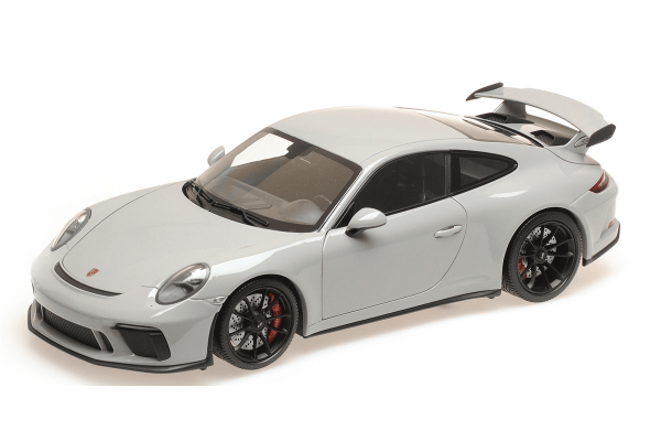 MINICHAMPS 1/18scale Porsche 911 GT3 2017 CHALK (Chalk White Series)  [No.110067036]