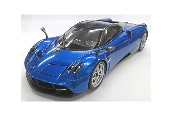WELLY 1/18scale PAGANI HUAYRA (Blue) GTA series  [No.WE11007BL]