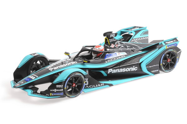 MINICHAMPS 1/18scale Formula E Season 5