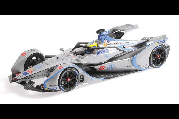 MINICHAMPS 1/18scale Formula E Season 5