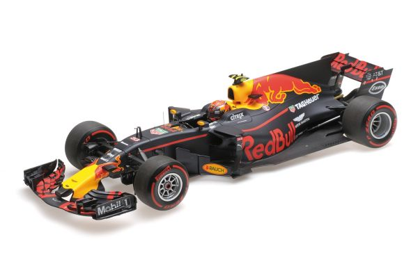 MINICHAMPS 1/18scale RED BULL RACING TAG-HEUER RB13 – MAX VERSTAPPEN – WINNER MEXICAN GP 2017  [No.117171833]