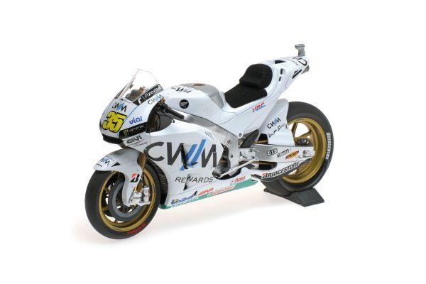 MINICHAMPS 1/12scale HONDA RC213V – LCR HONDA TEAM – CAL CRUTCHLOW – MOTOGP 2015  [No.122151135]