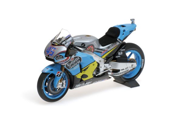 MINICHAMPS 1/12scale HONDA RC213V – VDS RACING TEAM – SCOTT REDDING – MOTOGP 2015  [No.122151145]