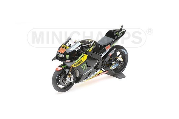MINICHAMPS 1/12scale YAMAHA YZR-M1 – MONSTER YAMAHA TECH3 – BRADLEY SMITH – MOTOGP 2016  [No.122163038]