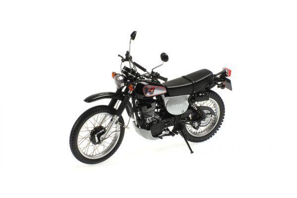 MINICHAMPS 1/12scale Yamaha XT 500 (1988) Black  [No.122163305]
