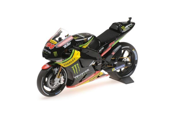 MINICHAMPS 1/12scale YAMAHA YZR-M1 – MONSTER YAMAHA TECH 3 – JONAS FOLGER – MOTOGP 2017  [No.122173094]