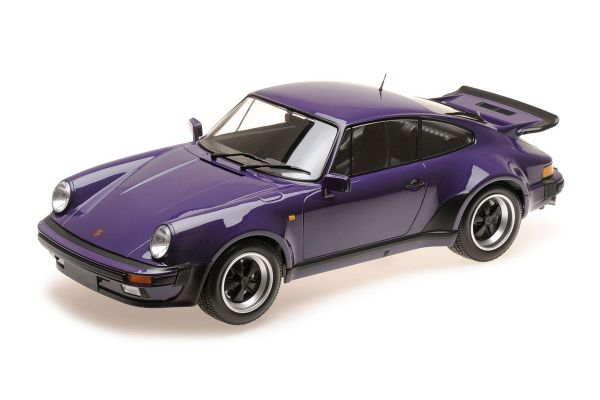 MINICHAMPS 1/12scale PORSCHE 911 TURBO 1977 LILAC (purple)  [No.125066120]