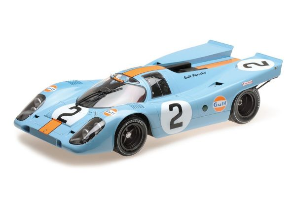 MINICHAMPS 1/12scale PORSCHE 917K – J. W. ENGINEERING – RODRIGUEZ/KINNUNEN/REDMAN – WINNERS DAYTONA 24 HOURS 1970  [No.125706602]