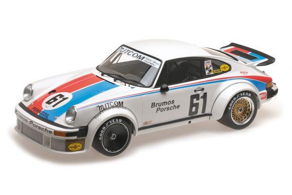 MINICHAMPS 1/12scale PORSCHE 934 – BRUMOS RACING – GREGG/BUSBY – 1977 DAYTONA 24 HOURS  [No.125766461]