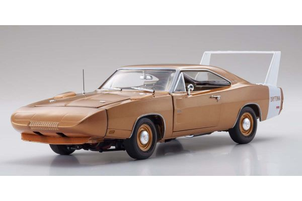 AMERICAN MUSCLE 1/18scale 1969 Dodge Daytona (MCACN) Bronze  [No.AMM1168]