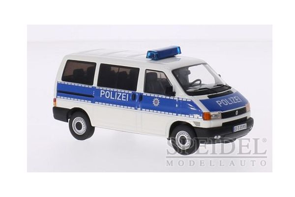 Premium ClassiXXs 1/43scale VW T4 combi Thuringia police car  [No.PCS13257]
