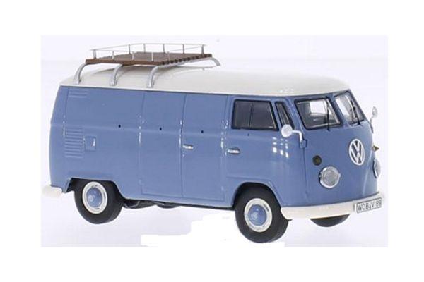 Premium ClassiXXs 1/43scale VW T1 box van Blue  [No.PCS13800]