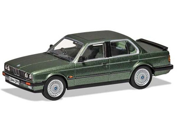 CORGI 1/43scale BMW (E30) 323i Platanus Green  [No.CGVA13802]