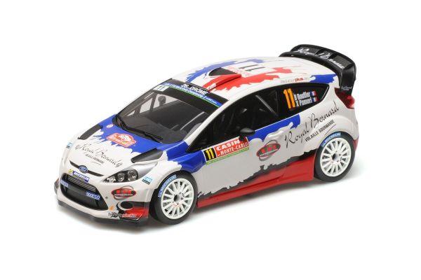MINICHAMPS 1/18scale FORD FIESTA RS WRC – BOUFFIER/PANSERI – RALLY MONTE CARLO 2014  [No.151140811]