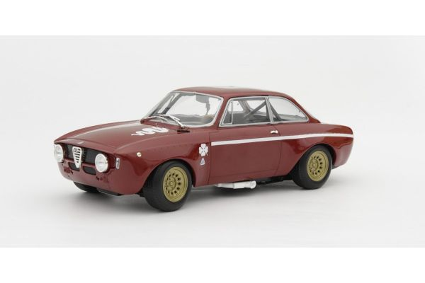 MINICHAMPS 1/18scale ALFA ROMEO GTA 1300 JUNIOR – 1971 – RED  [No.155120020]