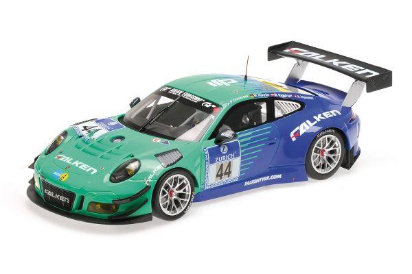 MINICHAMPS 1/18scale PORSCHE 911 GT3 R – HENZLER/DUMBRECK/RAGGINGER/IMPERATORI – ADAC ZÜRICH 24H RENNEN 2016  [No.155166044]